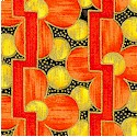 Deco Dance - Gilded Geometric #2