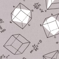 Musings - Tossed Cubes and Formulas on Gray