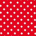Dresden Plates - Red and White Coordinate