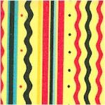 Retro Tea Vertical Stripe by Mary Engelbreit