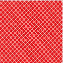 Snippets - Red Diagonal Check by American Jane