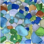 Landscape Medley - Beautiful Seaglass - BACK IN STOCK!