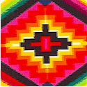 Ojo de Dios - (God's Eye) Southwestern Motif