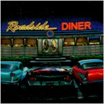 On the Road - Retro Diners and Vintage Cars