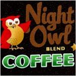 Cafe Metro - Retro Coffee Advertisements on Black