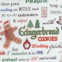 Holly Jolly Christmas - Holiday Baking Recipes - Digital