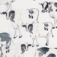 Rise 'n Shine - Farm Fresh Cows in Black and White