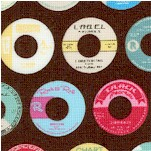 Mel's Diner - Jukebox Records on Black