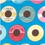 Mel's Diner - Jukebox Records on Turquoise