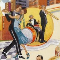 Gatsby - Retro Roaring Twenties Scenes