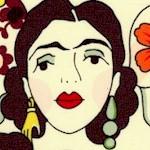 Gotas de Amor - Drops of Love Sugar Skulls and Frida #2