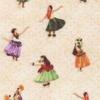 Tropical Gardens - Aloha Iki Hula Dancers #2