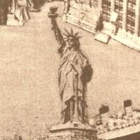 Hudson Bay - Vintage New York City Landmarks