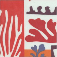 Matisse - Composition: Coral