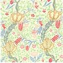 Mini Morris - Delicate Art Nouveau Floral