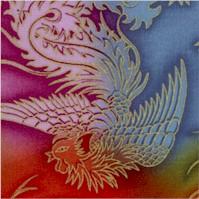 Yoshiko Collection - Gilded Rainbow Phoenix