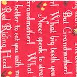 Little Red Riding Hood - Vertical Narrative