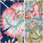 Reversible Quilted Samsara Floral