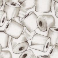 Nature's Calling - Tossed Toilet Rolls