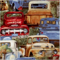 Vintage Trucks - BACK IN STOCK!