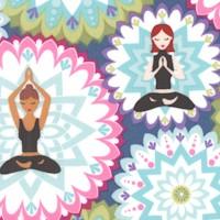 Mandala Lotus - Yoga Women