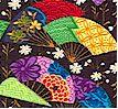 Geisha Garden - Fan Coordinate