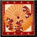 Kimono- Elegant Gilded Asian Designs in Frames