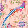 Mei Fong - Exotic Birds and Flowers by Beverly Ann Stillwell