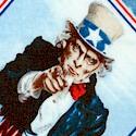 Patriotic Vintage Posters - U.S. Army