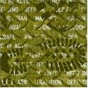 Patriots - Boot Prints Over Patriotic Phrases