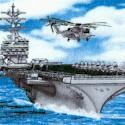 Military Salute - U.S. Navy Vehicles by Dan Morris