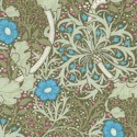 Morris Mania - Delicate Art Nouveau Floral #4 (ART-nouveau-S223)