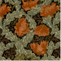 Morris and Company - Floral Trellis