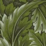 William - Medium Scale Acanthus Leaves - Green