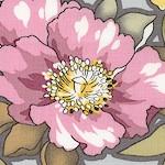 Tiffany - Art Nouveau Floral #1