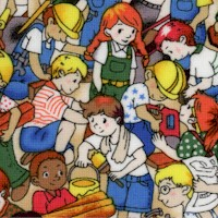 Building 101 Workers - Kids in Construction