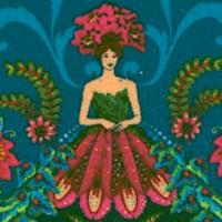 Mini Flower Fairies by Odile Bailloeul