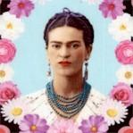 Frida Kahlo - Elegant Floral Portraits (Digital) - BACK IN STOCK!
