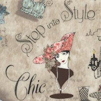 Frou Frou - French Fashion and Scenery by Kathleen Francour
