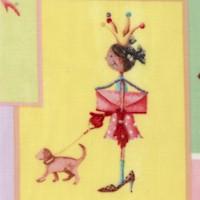When I Grow Up..Aspiring Girls Collage by Debbie Taylor-Kerman