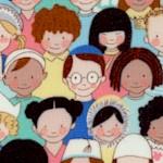 Wonderful World - Children of the World by Sarah Jane
