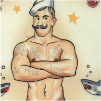 Rise & Shine - Mermen and Sharks and Sailors, Oh My! - TEMPORARILY OUT OF STOCK; PLEASE CHECK BACK