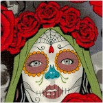 Nocturna - Tattooed Women, Skulls and Roses