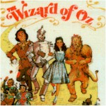 The Wizard of Oz - Vintage Poster Collage