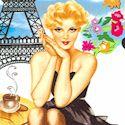 I Love Paris - BACK IN STOCK!
