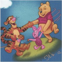 It's a Beautiful Day - Winnie the Pooh and Friends