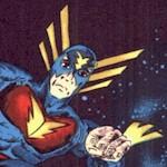 Headgear - Superheroes on Black
