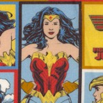 Wonder Woman 1984 Collection Collage