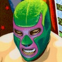 Super Lucha Libre - Free Fighter Wrestlers in Action- BACK IN STOCK!