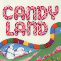 Candyland Board Game Panels - Priced and Sold By the Panel